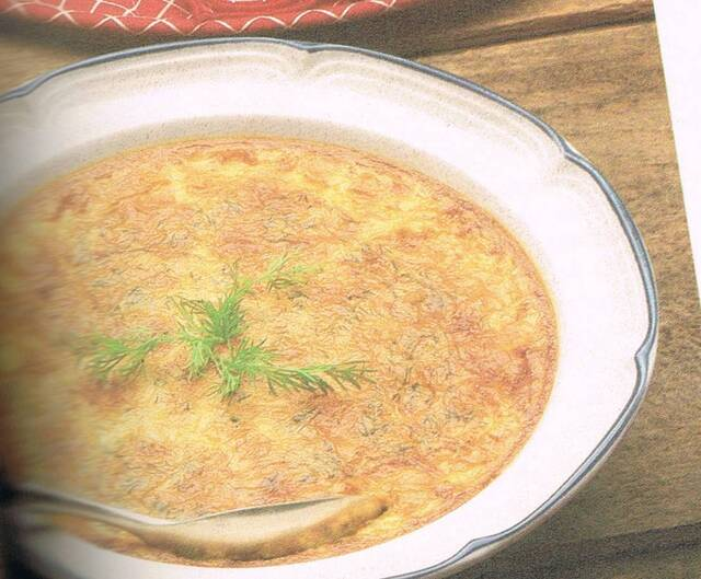 Herbed Corn Pudding