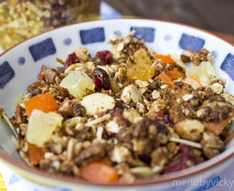 Tropical Protein Loaded Granola