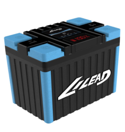 Lithium-Ion batteri(LiFePO4) 12V/40Ah med BMS till båt husbil mm. 512Wh