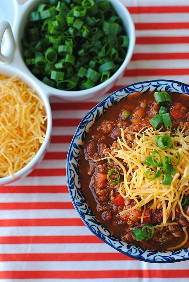 The Best Turkey Chili You'll Ever Taste