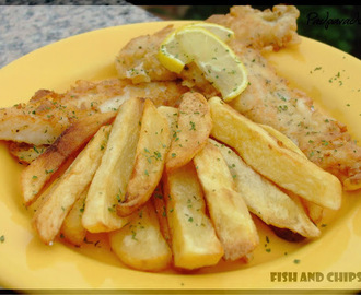 A tökéletesség felé: Fish and chips