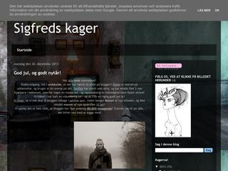Sigfreds kager