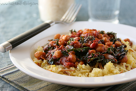 Saturdays with Rachael Ray – Spanish Style Rice and Beans