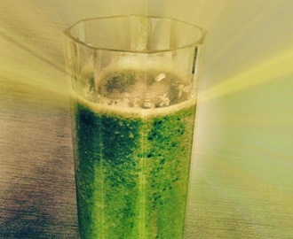 SMOOTHIES  GREEN O BATIDO VERDE