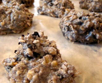 Oatmeal Oreo No Bake Cookies