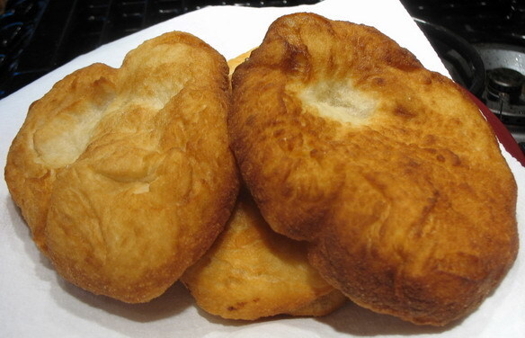 Navajo Fry Bread Recipe