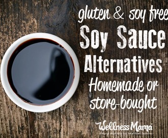 How to Make a Soy Sauce Alternative