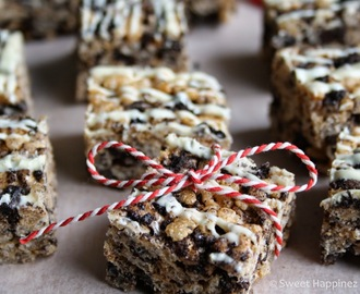 Recept | Oreo Rice Krispie Treats