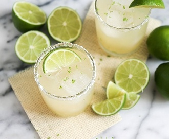 How to Make a Fresh Lime Margarita