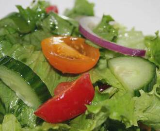 Green Salad Vinaigrette