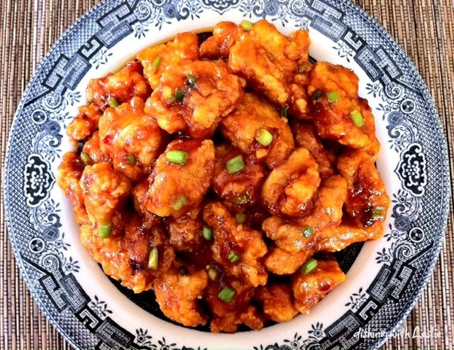 Jade Red Chicken