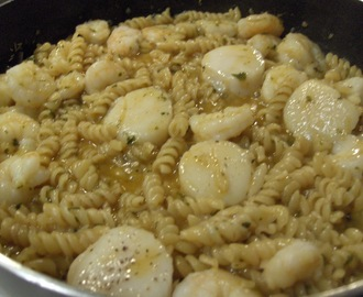 Zatarain's New Orleans Style Pasta Dinner Seafood Scampi w/…
