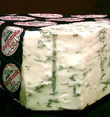 Cheese of the Week - Gorgonzola