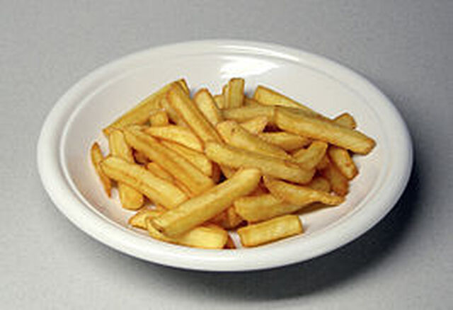 One of America's Favorites - French Fries
