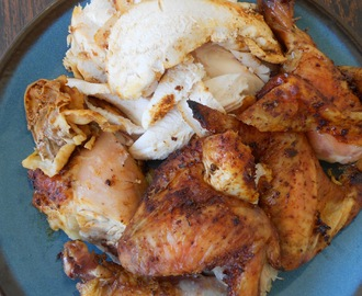 Paula Deen's Beer Can Chicken (Oven Baked)