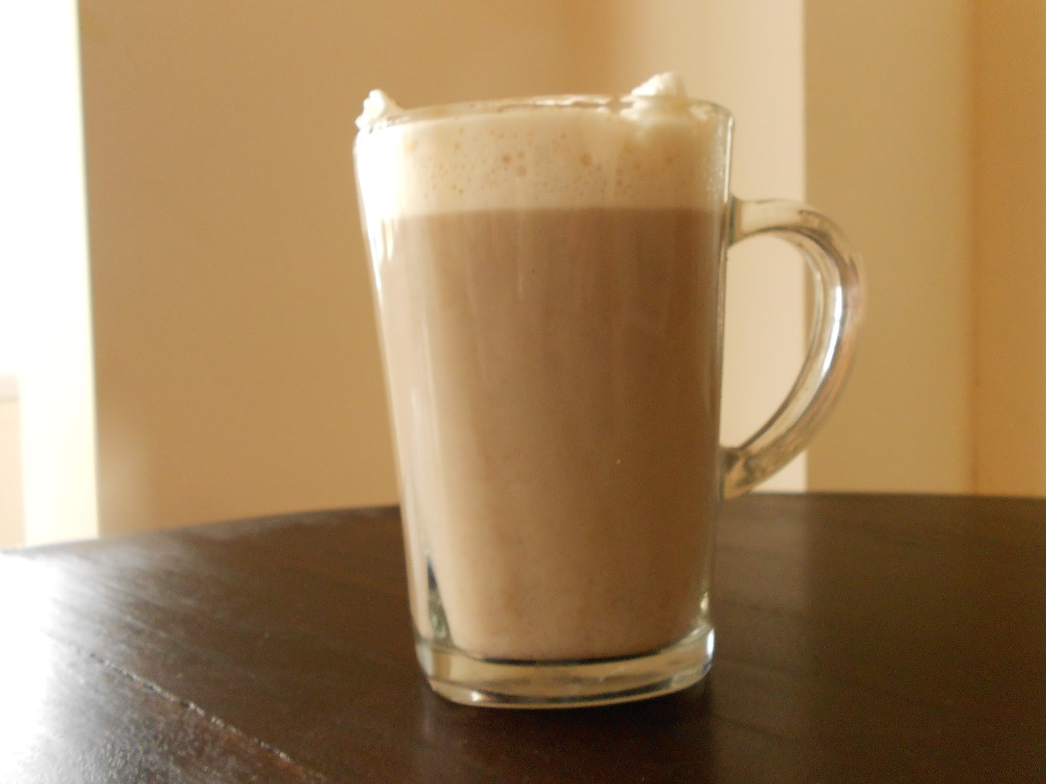 Crock Pot LOW FAT Pumpkin Spice Latte