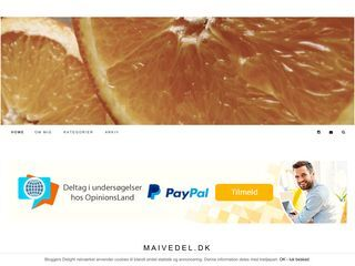 Maivedel blog | Bloggers Delight