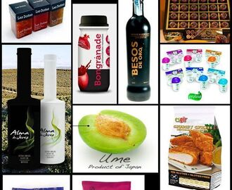 Hall of Gourmet Products 2014