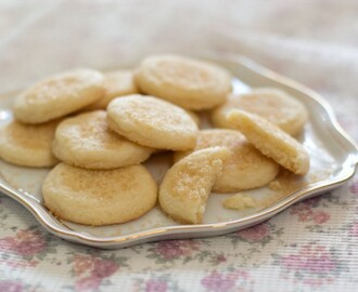 Shira  * Sugar Drop Cookies