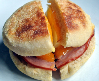 Make Ahead Gluten Free Egg McMuffin Recipe