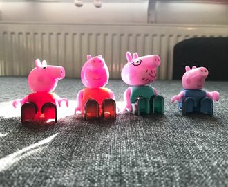 Peppa Pig, Nationaldagen & favvo-klämmis