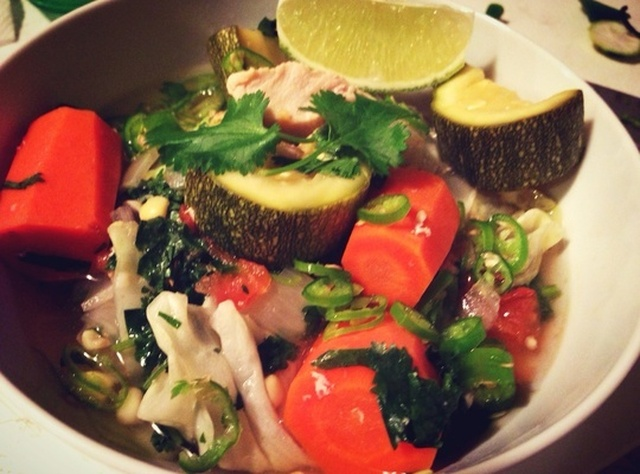 How to Cook Crockpot Mexican Style Chicken Soup