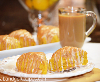 Pumpkin Scone Recipe