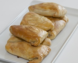 Somsa or Samosa with Pumpkin filling