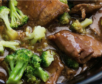 Mom's Backup Beef And Broccoli Saved Everyone From Going Hungry!