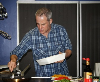 Phil Talks Turkey - British Turkey evening with Phil Vickery