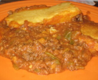 Awesome Easy Tamale Pie