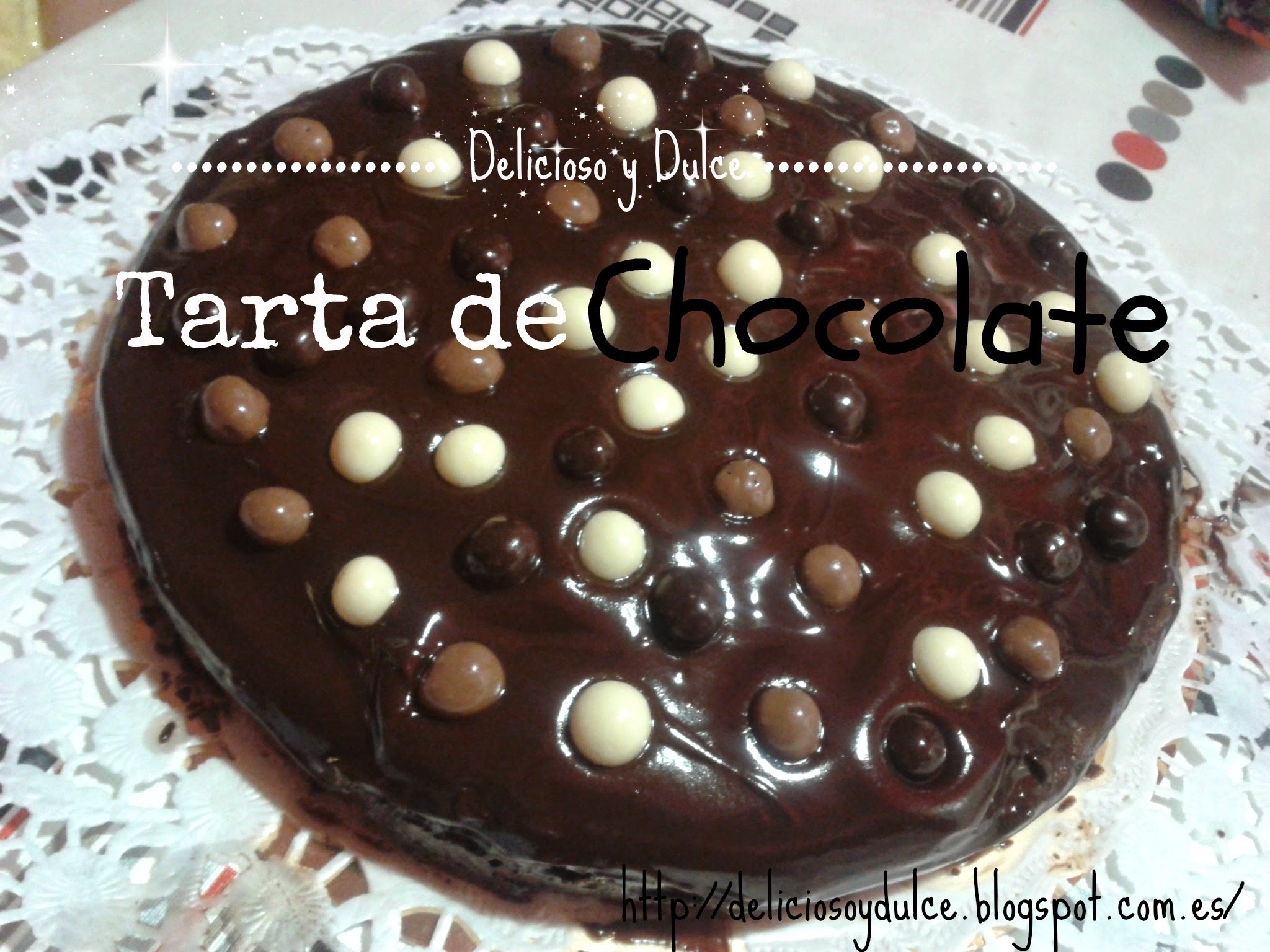 Super-Mega-Extra Tarta de chocolate