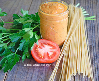 Clean Eating Marinara Recipe