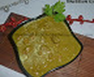 Mutton Curry (Green Gravy)