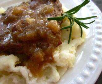 Swiss Steak With Brown Gravy