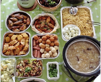 [With Recipes] Lunar New Year Lunch Gathering With Relatives