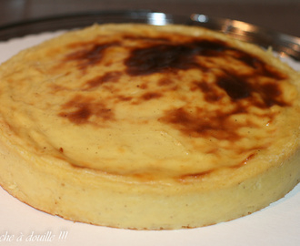 Flan Parisien by Christophe Michalak