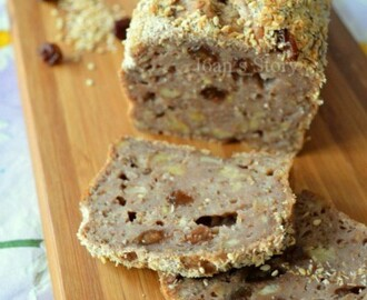 Recept: vegan superfood bananenbrood