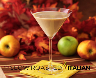 Caramel Apple Pie Martini - TWO POST THURSDAY