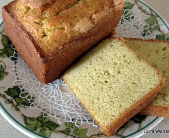 Ina Pinkney's Famous new Old fashioned vanilla bean pound cake