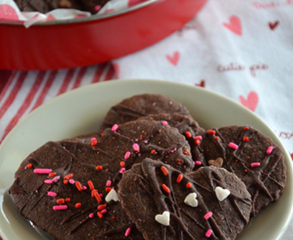 French Fridays with Dorie – Secret Valentine Cookie Swap