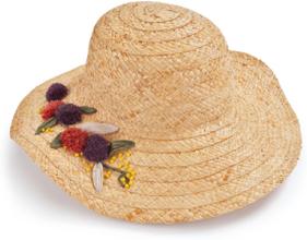 Hatt från Seeberger beige