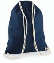 Cotton Gymsack French Navy
