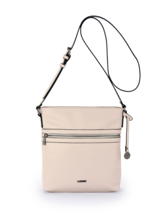 Handväska från L. Credi grå