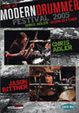 Chris Adler and Jason Bittner, Live at Modern Drummer Festival 2005