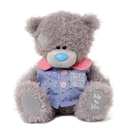 """Nalle """"Mummy You Are Fabulous"""", Me to you, 25 cm"""