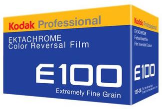 Kodak Ektachrome E100 36, Kodak