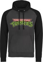 Teenage Mutant Ninja Turtles Classic Logo Baseball Hoodie, Baseball Hooded Pullover
