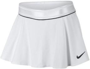NIKE Girls Flouncy Skirt White (L)