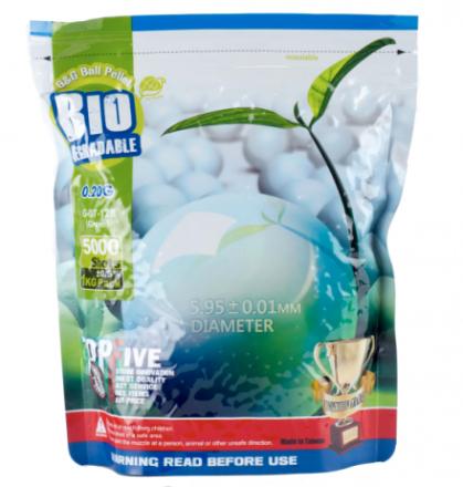 G&G BIO 0.20g Green - 5000stk